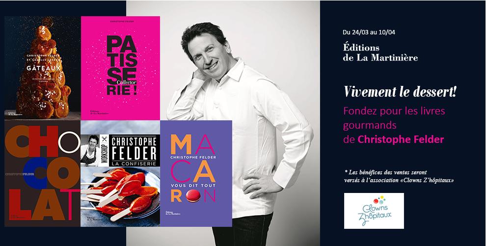 Christophe Felder soutient «Clowns Z'hôpitaux» par amour du rire et du livre