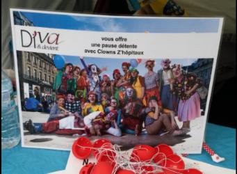 Merci à Diva et Devient : un fidèle partenaire des Clowns à l'hôpital !