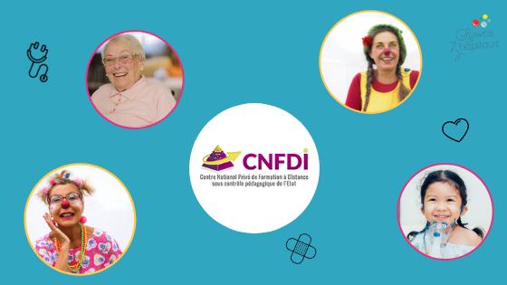 CNFDI mécène engagée auprès des enfants malades