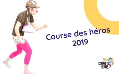 Course des Héros 2019 : participer à une course pour soutenir «Clowns Z'hôpitaux» !
