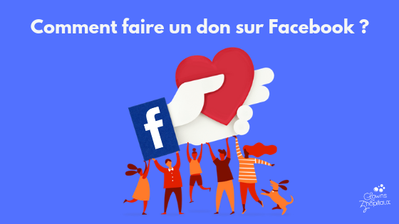 Comment faire un don sur Facebook