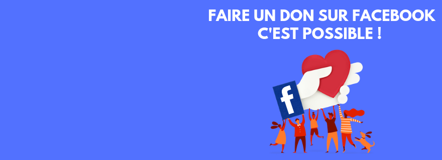 Comment faire un don sur Facebook ?