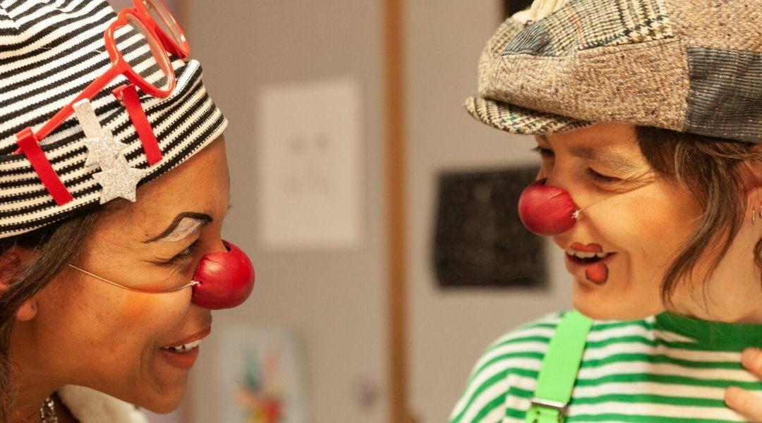 La mission de Clowns Z'hôpitaux