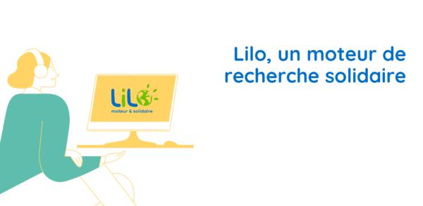 utiliser Lilo comme moteur de recherche