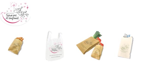 des emballages pour les enfants maades, hospitalisés ou en situation de handicap