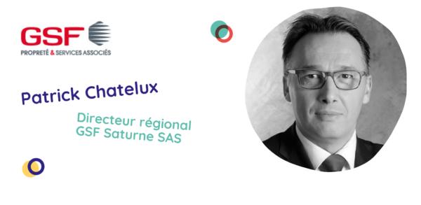 interview de Patrick Chatelux GSF Saturne