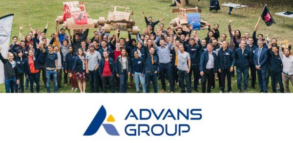 Les ingénieurs d'Advans Group