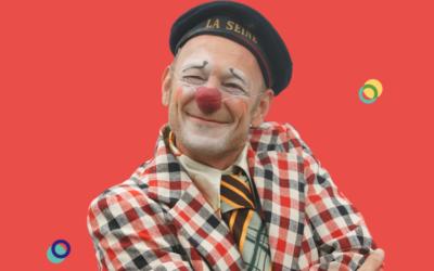 Le portrait de Sergio, clown à l'hôpital