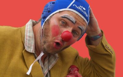 Le portrait du clown Wakamé