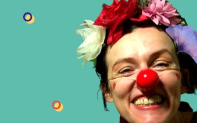 Portrait de la clowne Loca