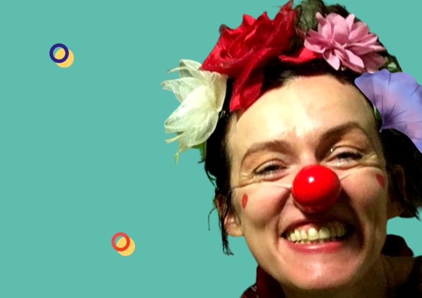 Le portrait de Loca, clown à l'hôpital sur Strasbourg