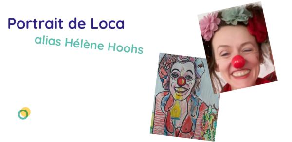 Hélène Hoohs, clown à l'hôpital sur l'antenne de Strasbourg