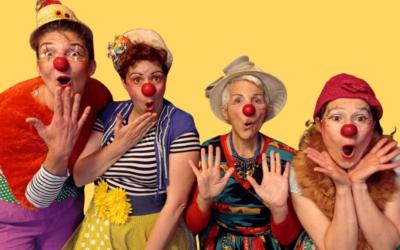 Nous recrutons 2 clowns à Strasbourg