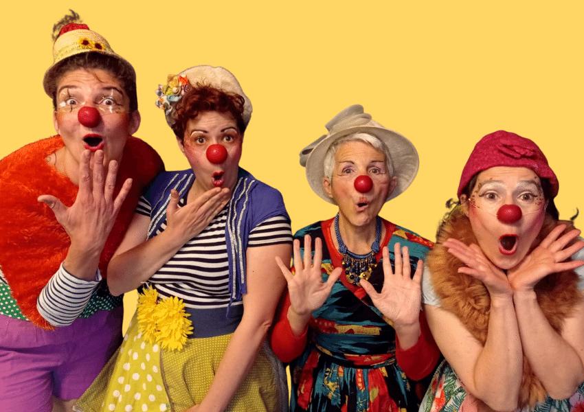 recrutement clown en milieu de soins à Strasbourg